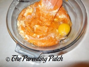Adding the Egg