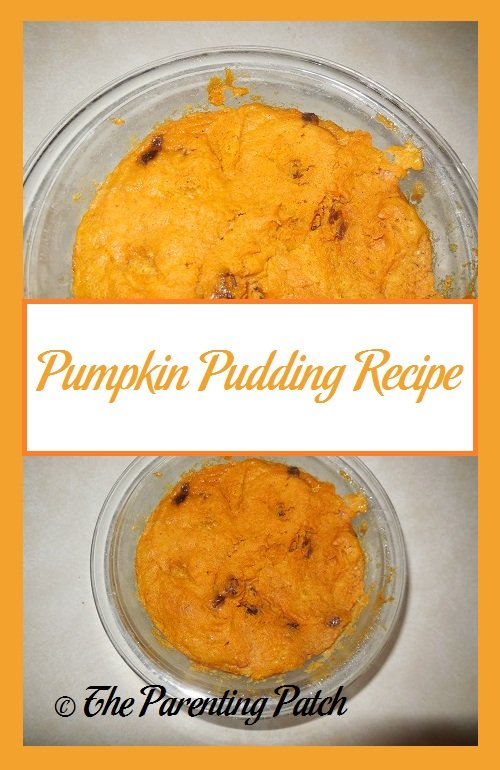 Pumpkin Pudding recipe is an easy and delicious pumpkin dessert