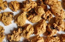 Chewy Pumpkin Cookie Recipe