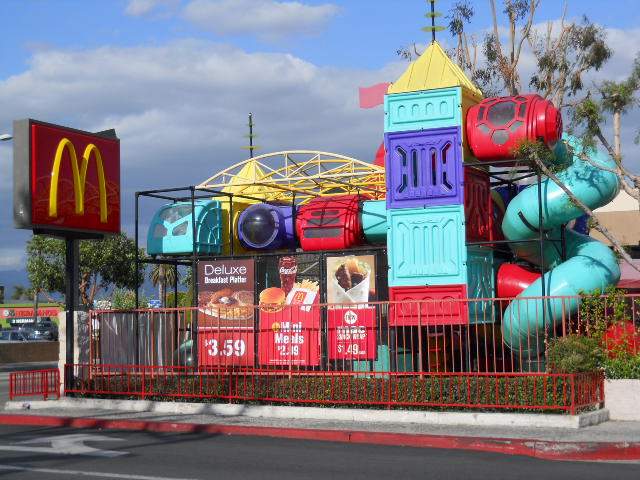 Fast Food Playgrounds Harbor Germs Not Cleaned Enough Paing