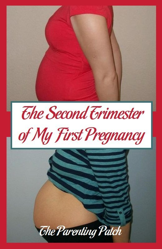The Second Trimester of My First Pregnancy
