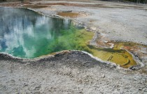 Geysers of Yellowstone: Wordless Wednesday