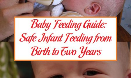 Baby Feeding Guide: Safe Infant Feeding from Birth to Two Years