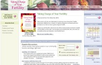 Taking Charge of Your Fertility Website Review