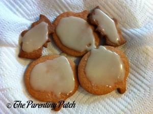 Sugar Cookie Pumpkins