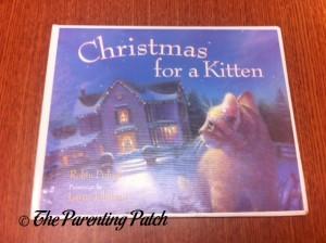 Christmas for a Kitten Cover