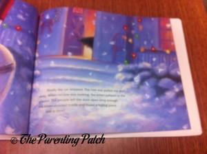 Christmas for a Kitten Illustrations