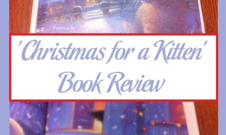 'Christmas for a Kitten' Book Review
