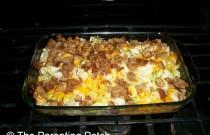 Scalloped Cabbage Casserole Recipe