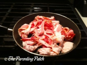 Frying the Bacon