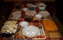 Happy Thanksgiving 2011: My Thanksgiving Dinner Menu