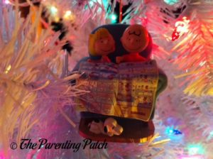 Charlie Brown, Sally, and Snoopy Ornament