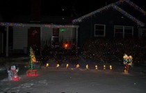 Decorating the Outside of My House for the Holiday Season