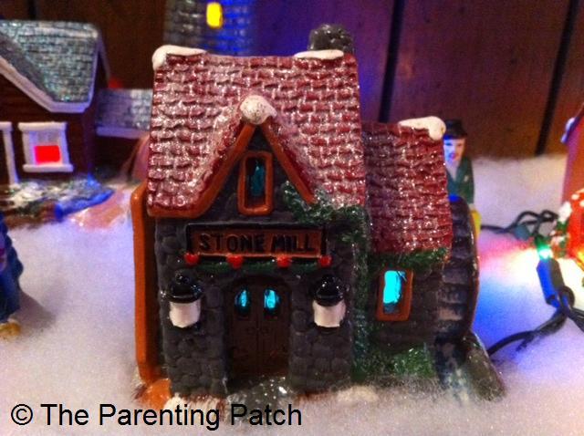 Christmas Stone Mill