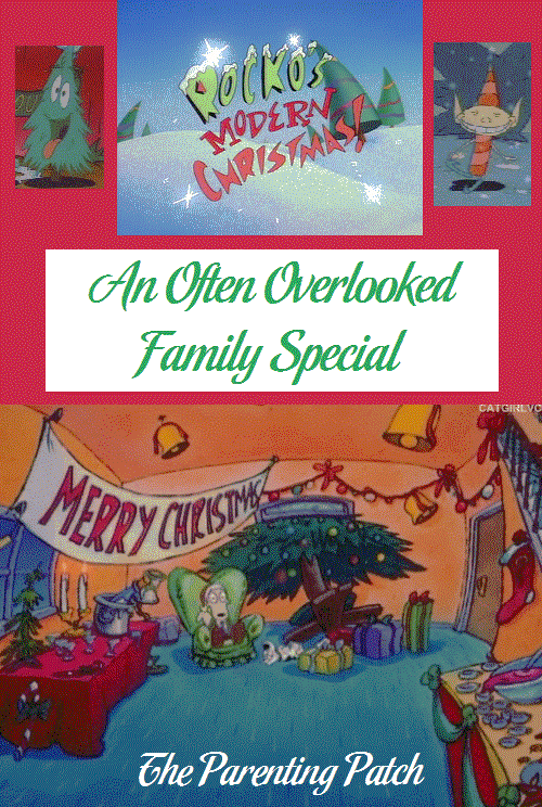 Rockos Modern Christmas.Rocko S Modern Christmas An Often Overlooked Family Special