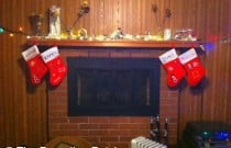 My Final Decorating Touches for the Christmas Season
