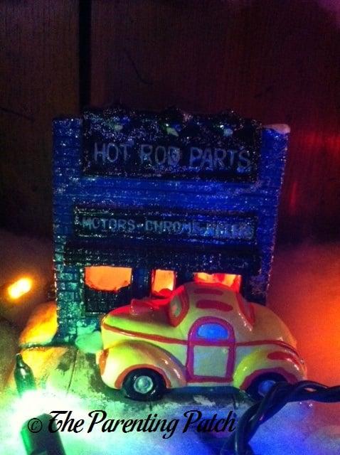 Christmas Hot Rod Store