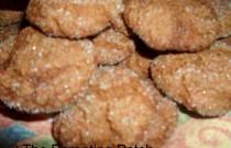 Molasses Crinkles Cookies Recipe