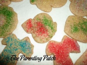 Poppy's Sugar Cookie