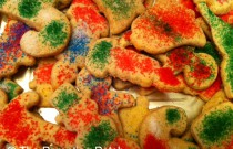 Rolled Sugar Cookies Recipe