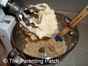 Sugar Cookie Wet Ingredients