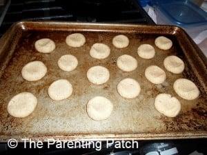 Baked Thumbprint Cookies