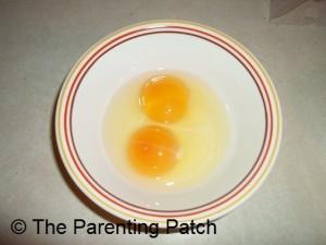 Egg Yolks and Egg Whites