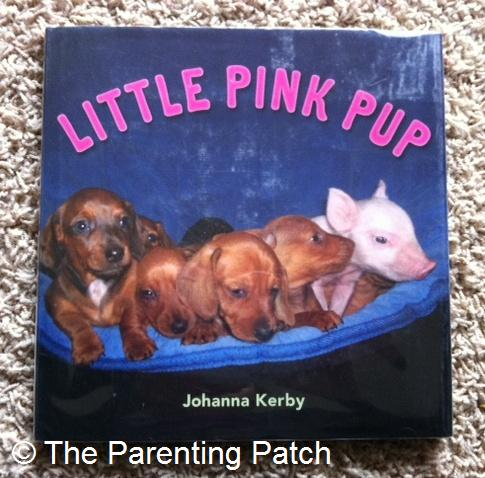 Little Pink Pup Cover