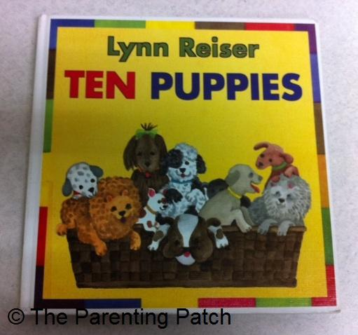 Ten Puppies Cover