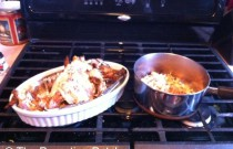 Making Herbed Chicken Noodle Soup with a Leftover Chicken: Frugal Friday