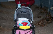 Baby, It's Cold Outside: Taking Poppy for Her First Stroller Ride