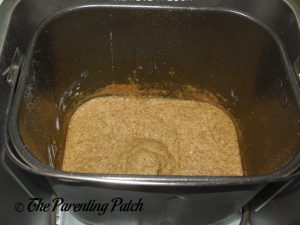 Mixing the Dough for the Sweet Bread