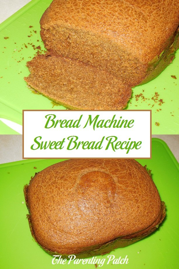 machine bread recipe