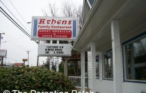 Eating at the Athens Family Restaurant as Featured on Diners, Drive-ins, and Dives