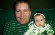 Happy St. Patrick's Day from The Parenting Patch