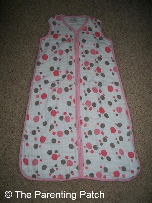 Cozy Sleeping Bag Before Washing