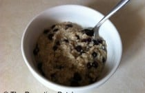 Quick and Healthy Breakfast Ideas: Oatmeal with Blueberries