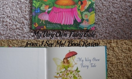 'My Very Own Fairy Tale' from I See Me! Book Review