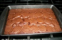 Baking Sinful Brownies: Happy Birthday to Me!
