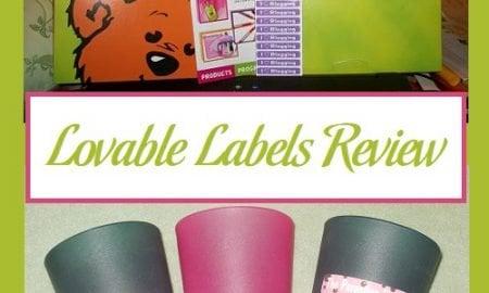 Lovable Labels Review