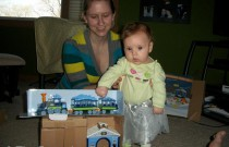 Review of TOMY Arctic Adventure Motorized Train Set from Dinosaur Train
