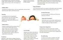 Reasons to Co-Sleep Infographic from The Alpha Parent