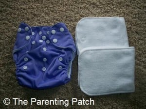 Baby Babu Cloth Diaper and Inserts