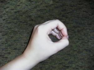 ASL Zero (0)