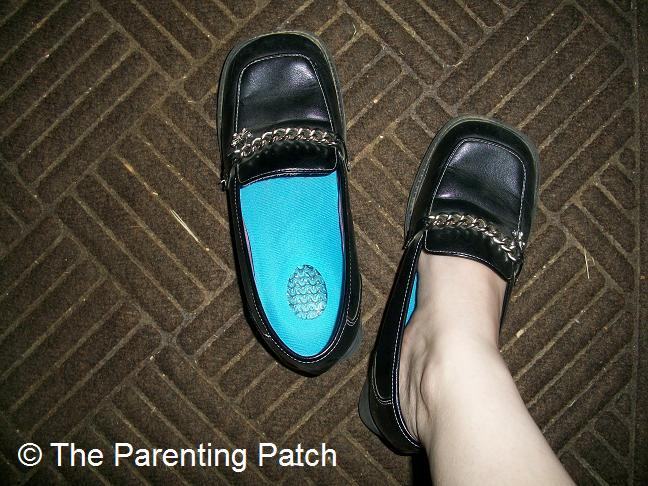 Gel Insoles Dress Shoes