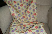 Sewing My Own Wet Bag: Wordless Wednesday