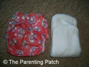 Sunbaby Diaper and Inserts