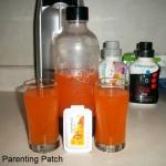Sodastream Orange