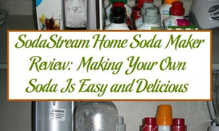 SodaStream Home Soda Maker Review: Making Your Own Soda Is Easy and Delicious