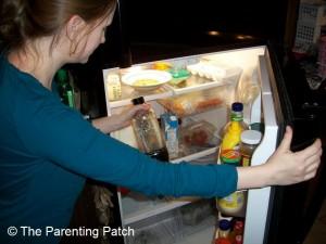 Refrigerating the Sodastream Bottle